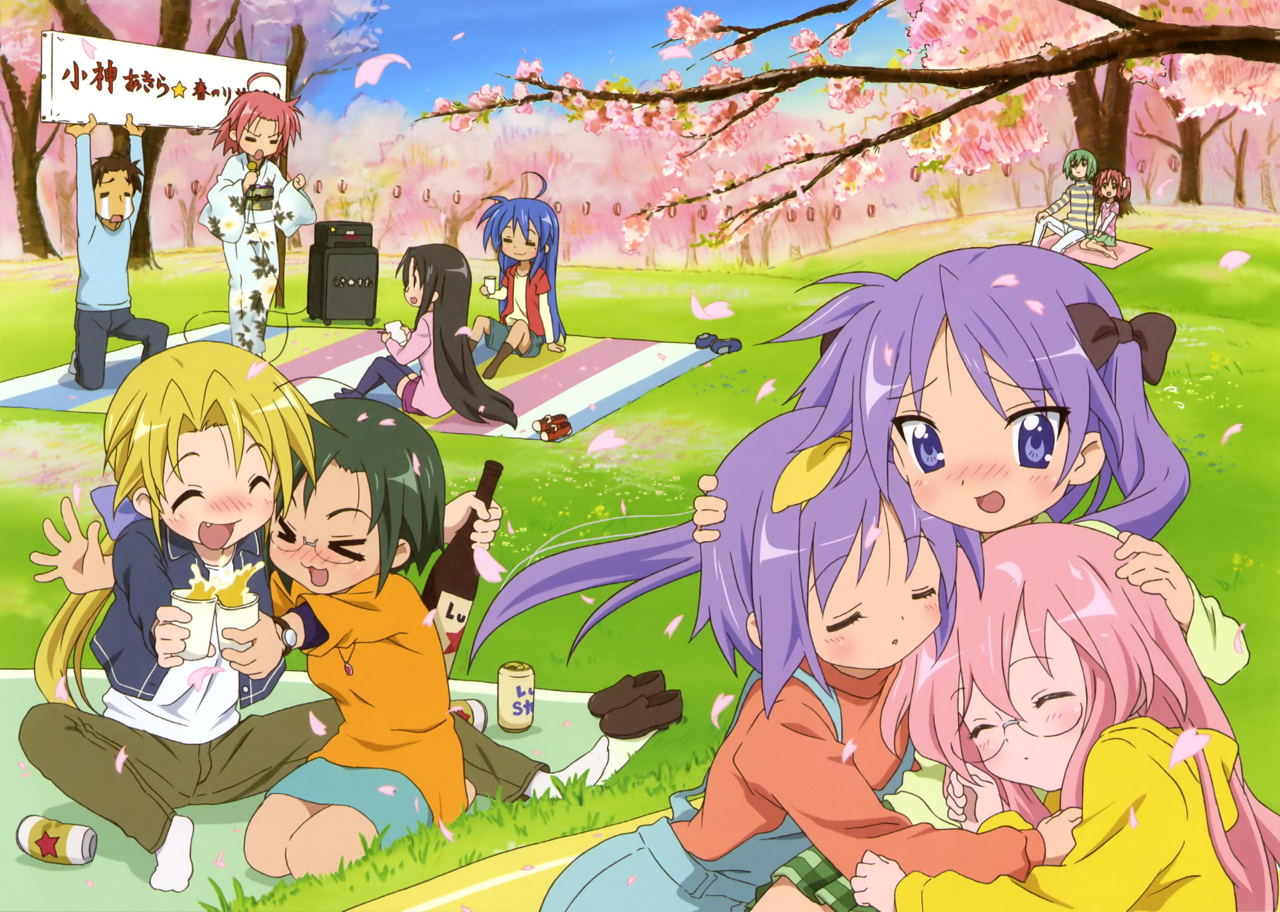 lucky☆star - zerochan anime image board