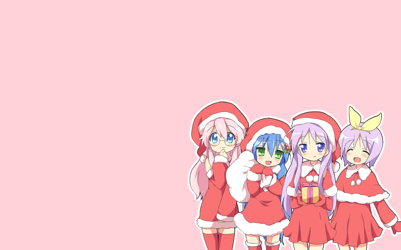 Lucky☆Star Wallpaper #791333 - Zerochan Anime Image Board