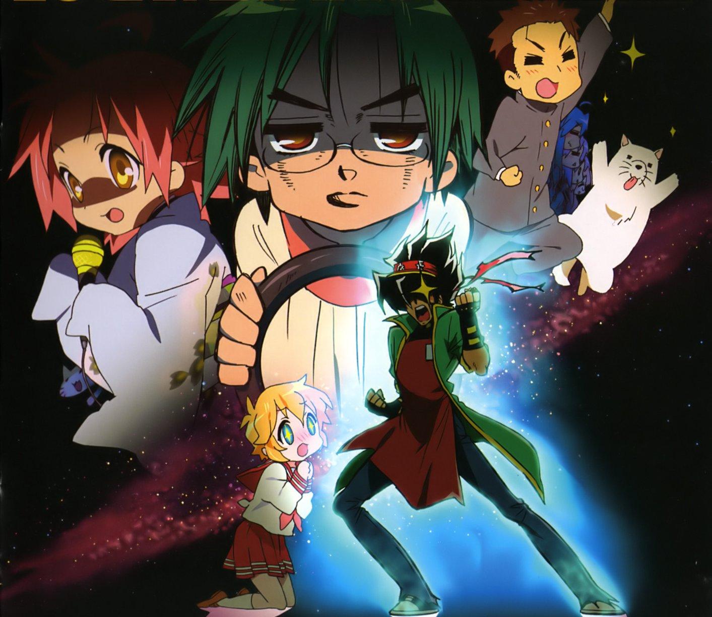 Lucky Star Hiragana: Lucky☆Star/#821771