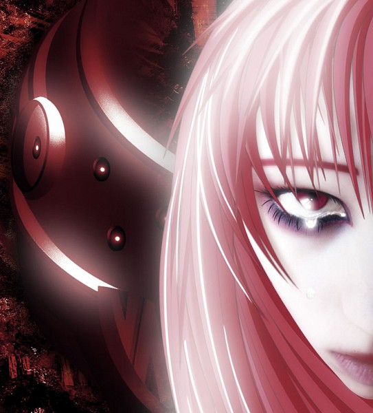 elfen lied helmet lucy - photo #32