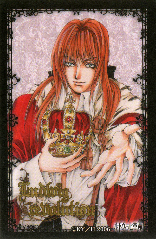 Tags: Anime, Kaori Yuki, Ludwig Kakumei, Ludwig Kakumei (Character)