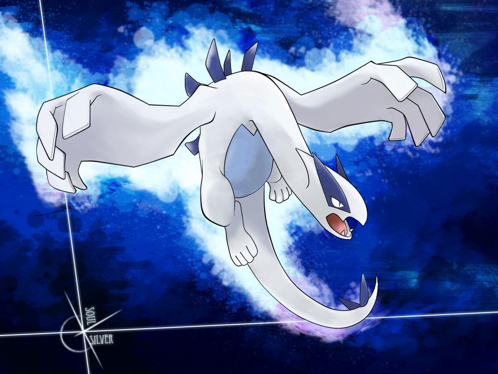 Lugia - Pokémon - Wallpaper #356993