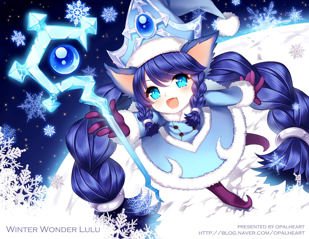 Lulu League Of Legends Zerochan Anime Image Board