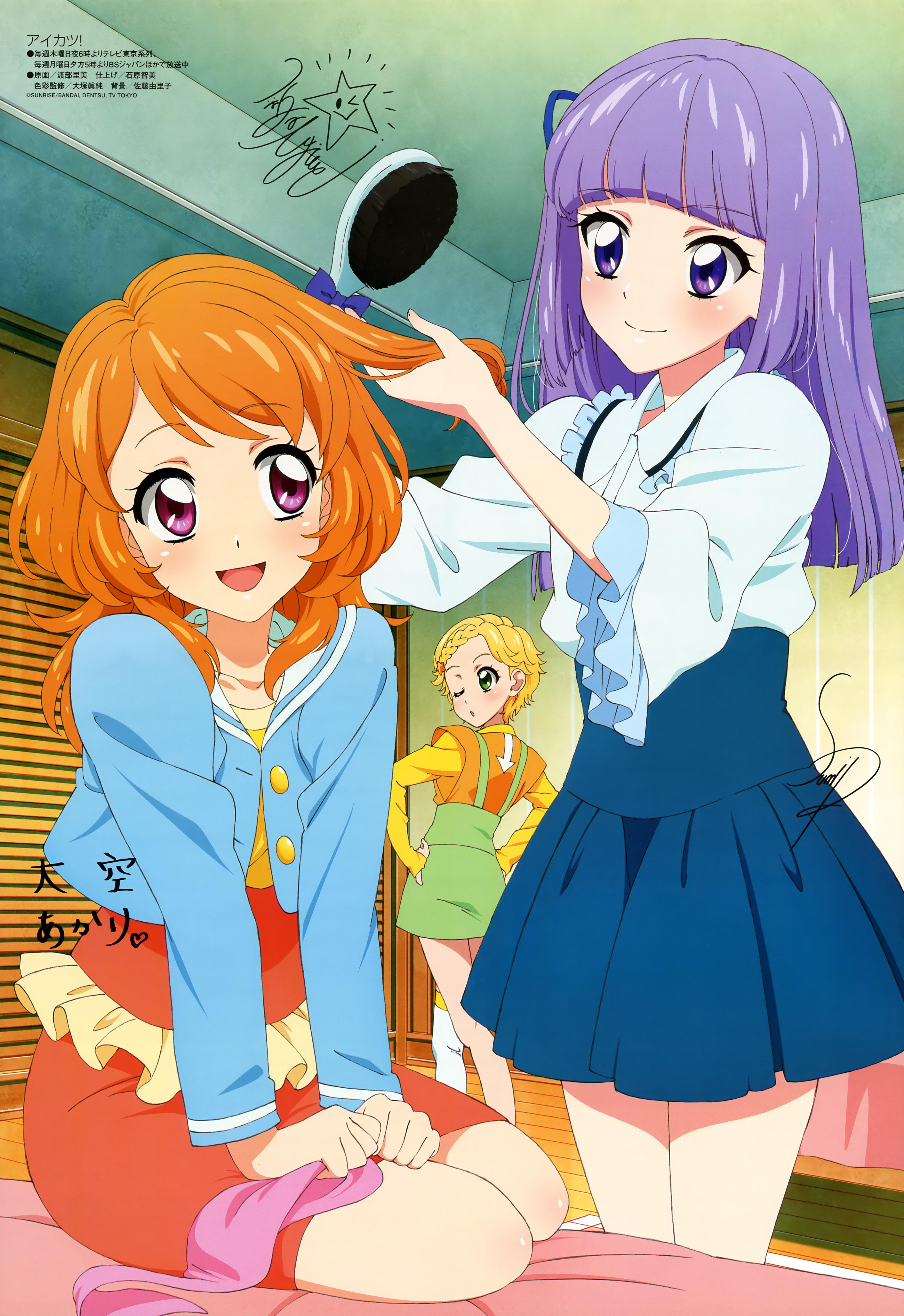 Aikatsu! | page 3 of 164 - Zerochan Anime Image Board