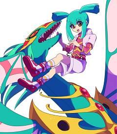 Luna (Yu-Gi-Oh 5Ds)