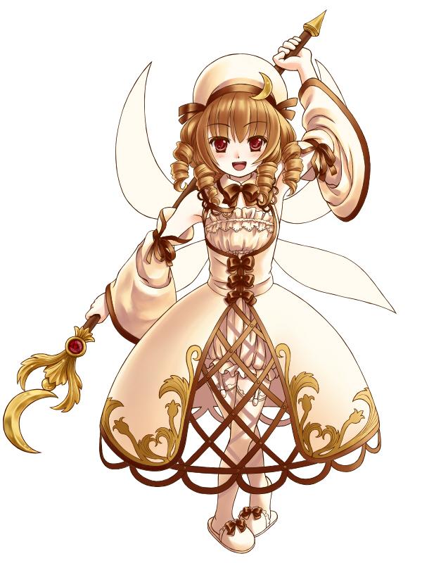 Tags: Anime, Gorota, Touhou, Luna Child