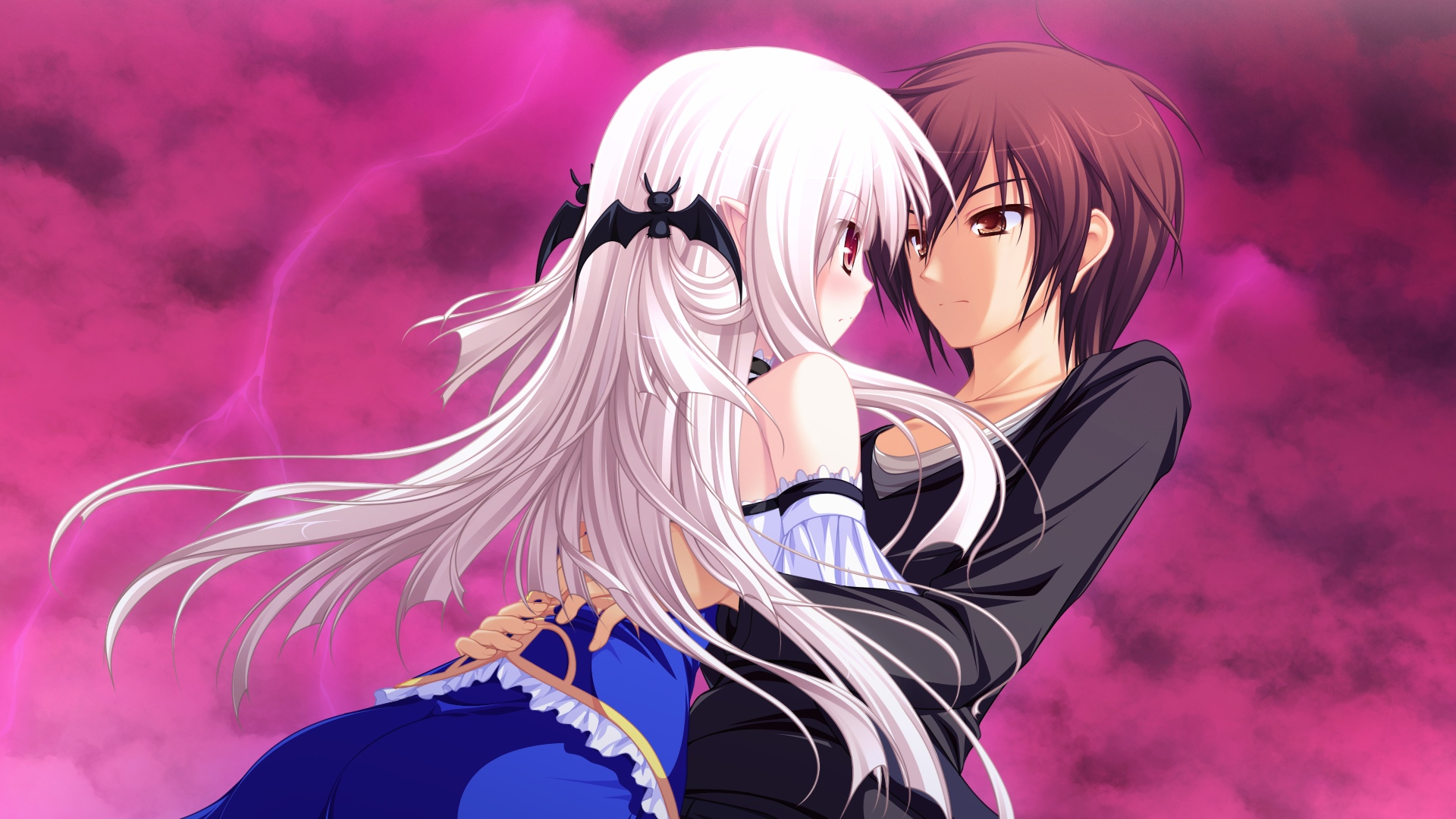 смотреть аниме про любовь в школе и магия