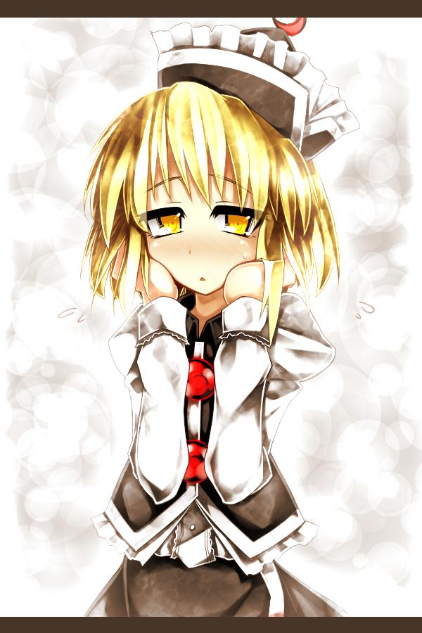 Tags: Anime, Touhou, Lunasa Prismriver, Fanart