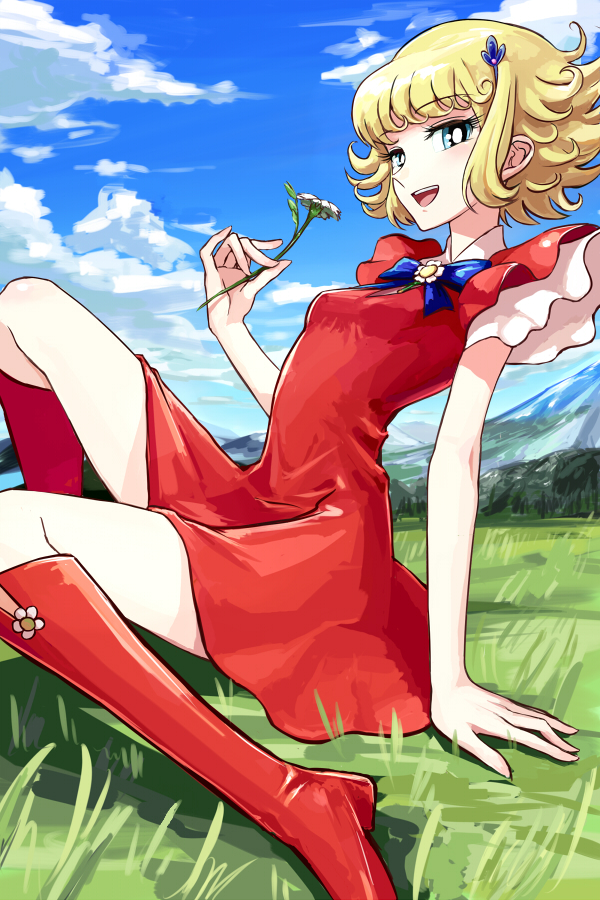 Tags: Anime, Pixiv Id 6352070, Hana no Ko Lunlun, Lunlun, Pixiv, Fanart, Fanart From Pixiv