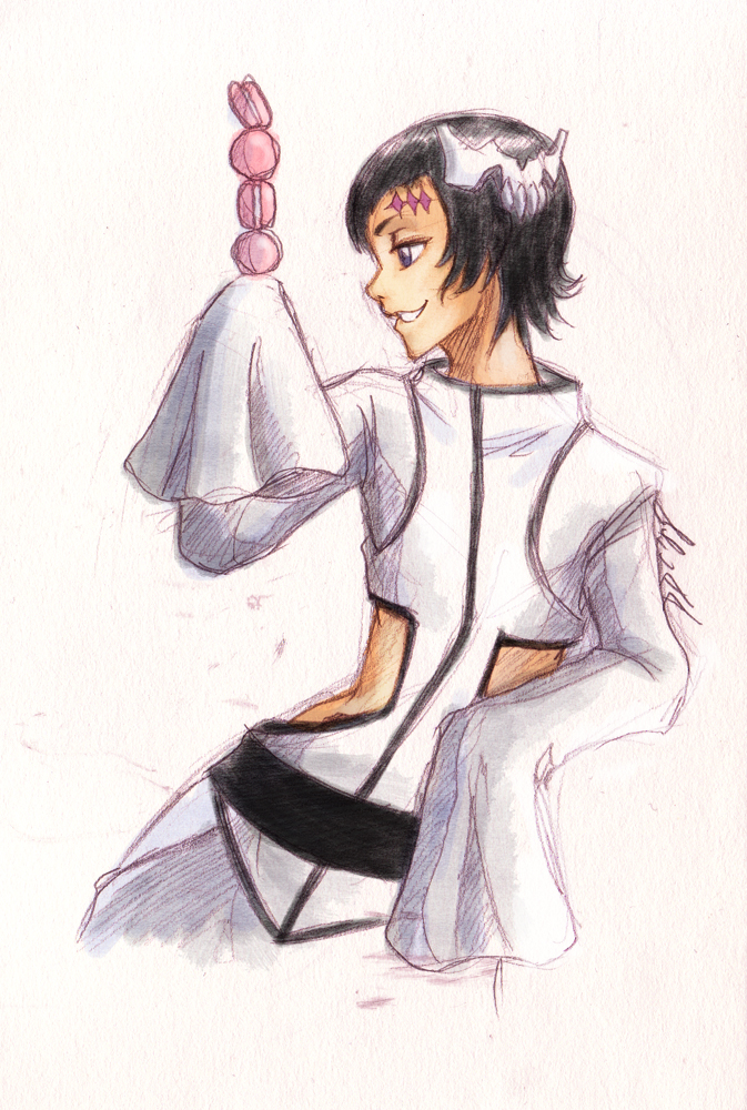 Bleach luppi