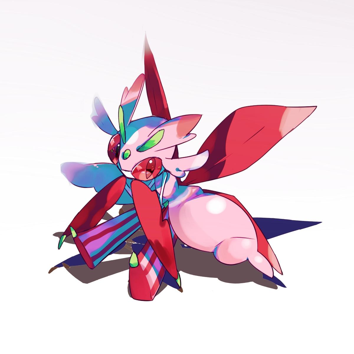 Lurantis - Pokémon - Image #2025445 - Zerochan Anime Image