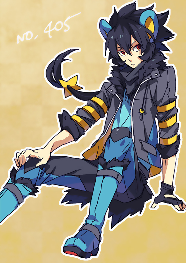 Luxray Mobile Wallpaper