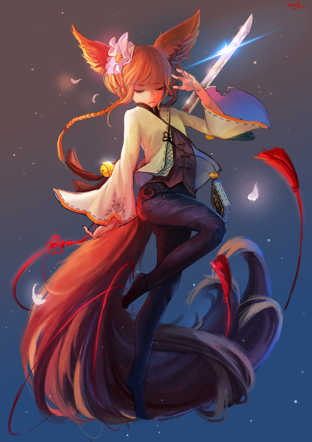 Lyn (Blade & Soul) Mobile Wallpaper #1859149 - Zerochan ...