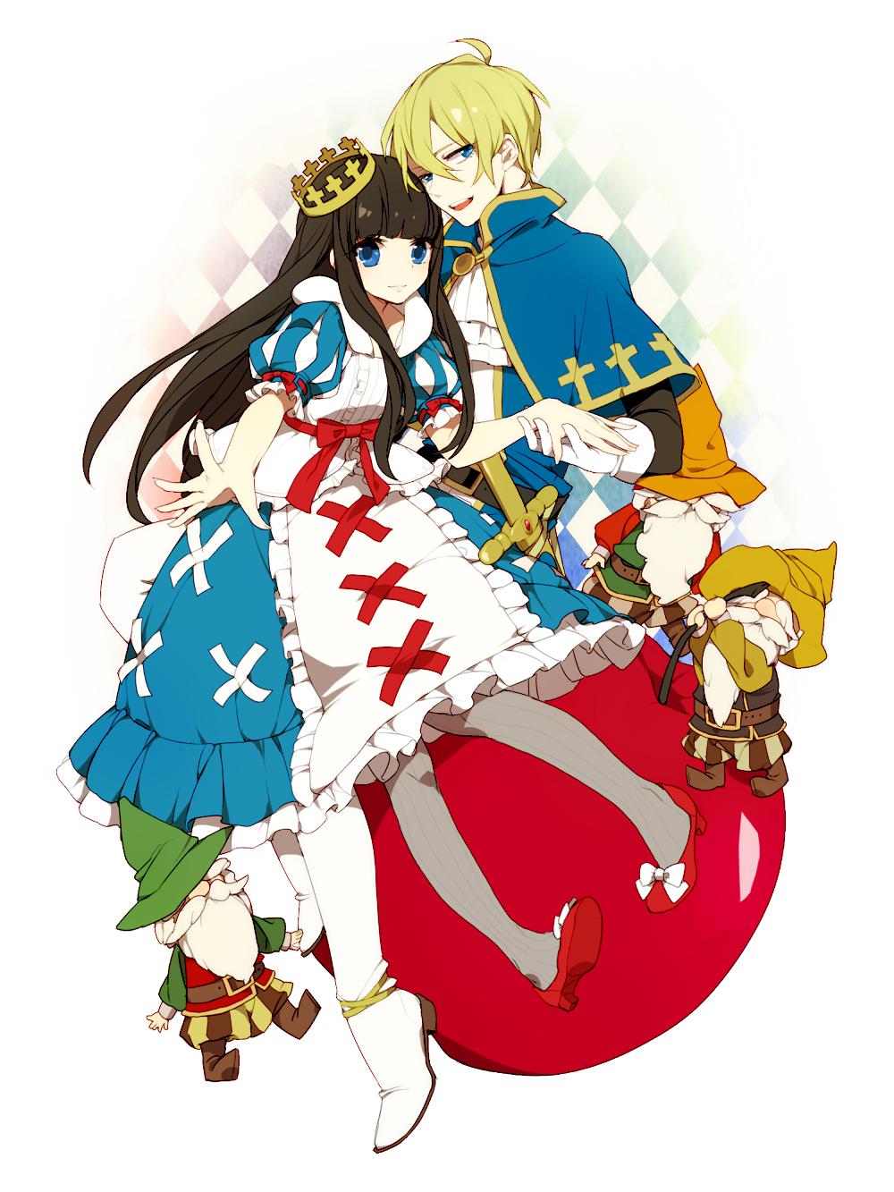 M 228 Rchen Sound Horizon Image 935895 Zerochan Anime
