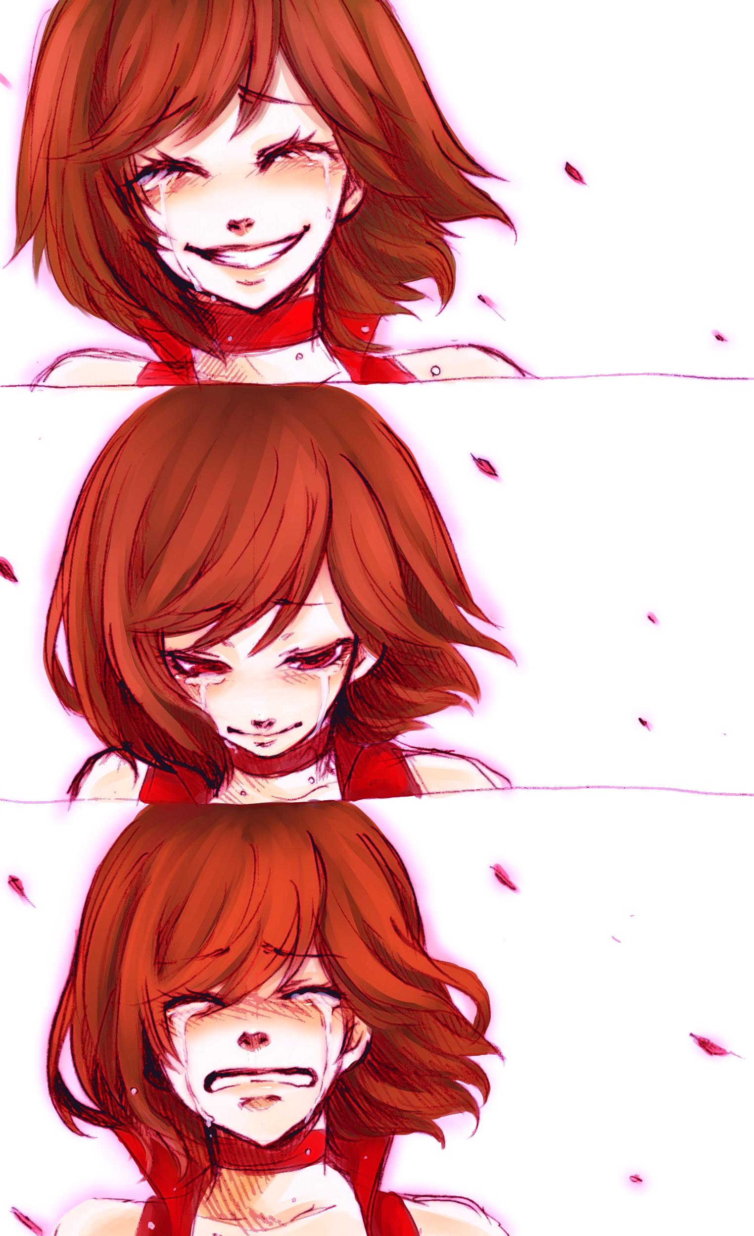 Картинки девочка с рыжими волосами