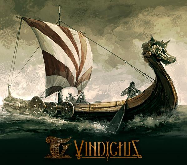 Tags: Anime, Mabinogi Heroes, Viking, Storm, Boat