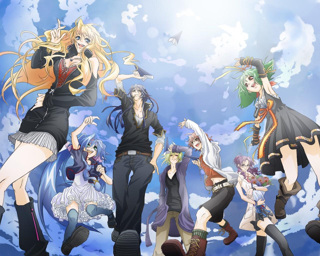 Tags Anime Macross Frontier Ranka Lee Klan Klang Brera Sterne