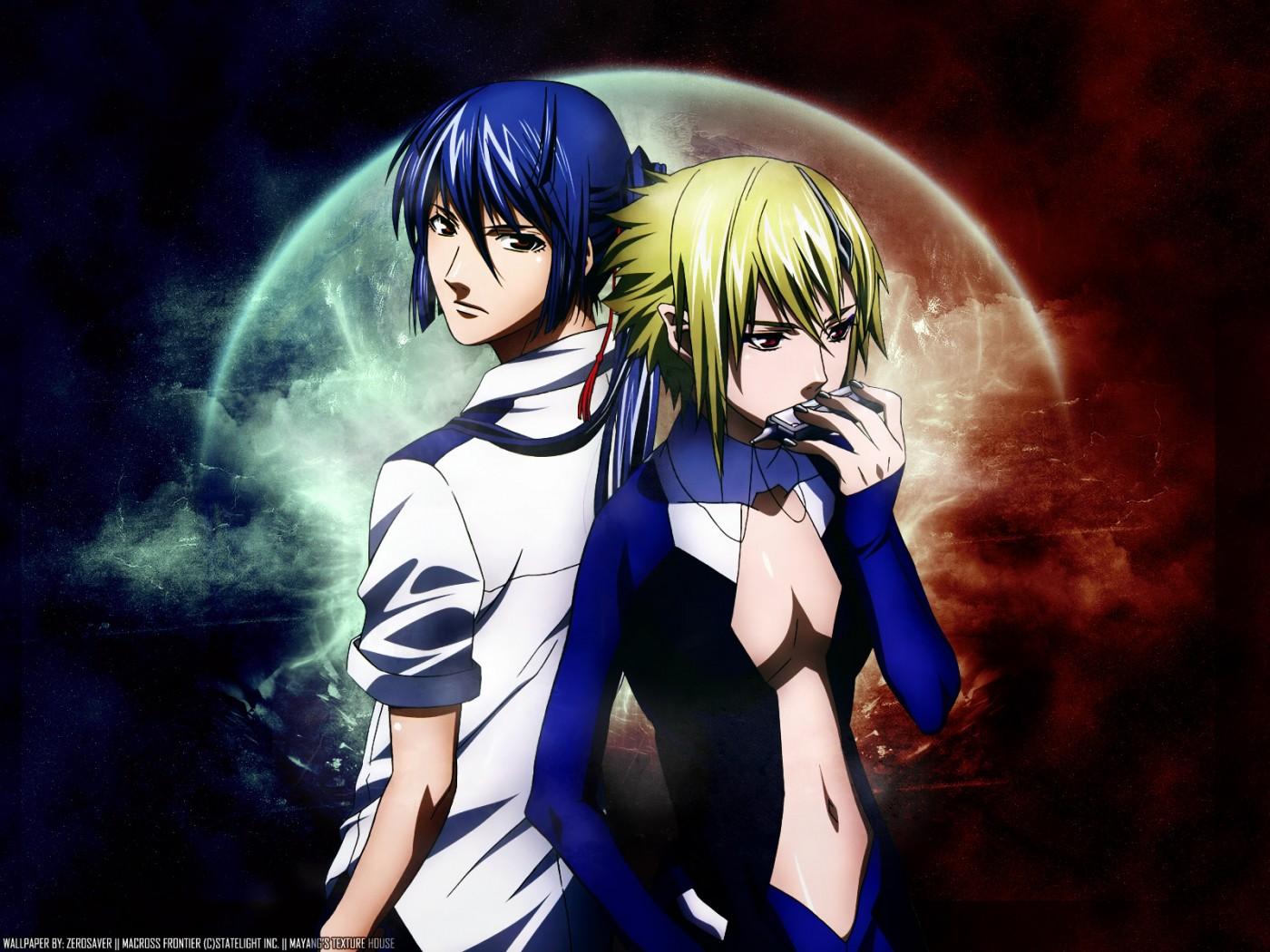 Tags Anime Macross Frontier Brera Sterne Saotome Alto