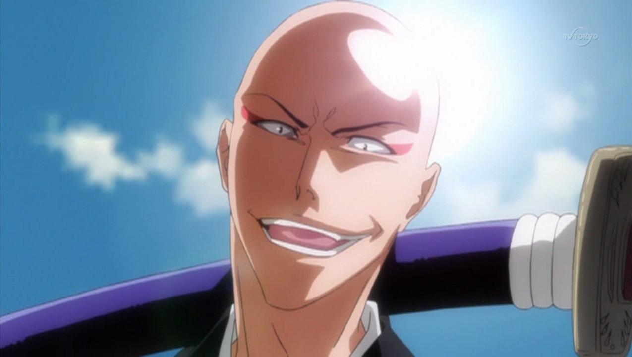 Madarame Ikkaku Bleach Image 64961 Zerochan Anime Image Board