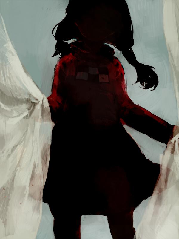 Tags: Anime, Met-tha, Yume Nikki, Madotsuki, Mobile Wallpaper, Pixiv, Fanart, Fanart From Pixiv