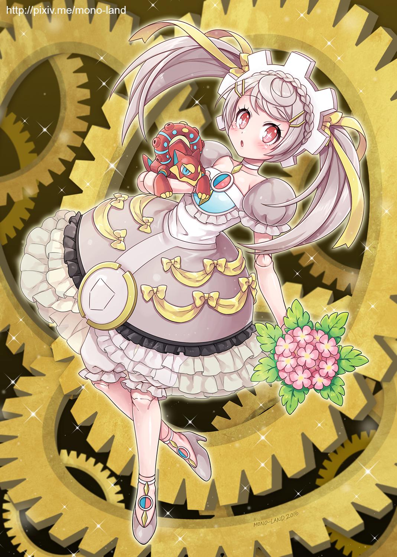 Magearna Pok 233 Mon Zerochan Anime Image Board