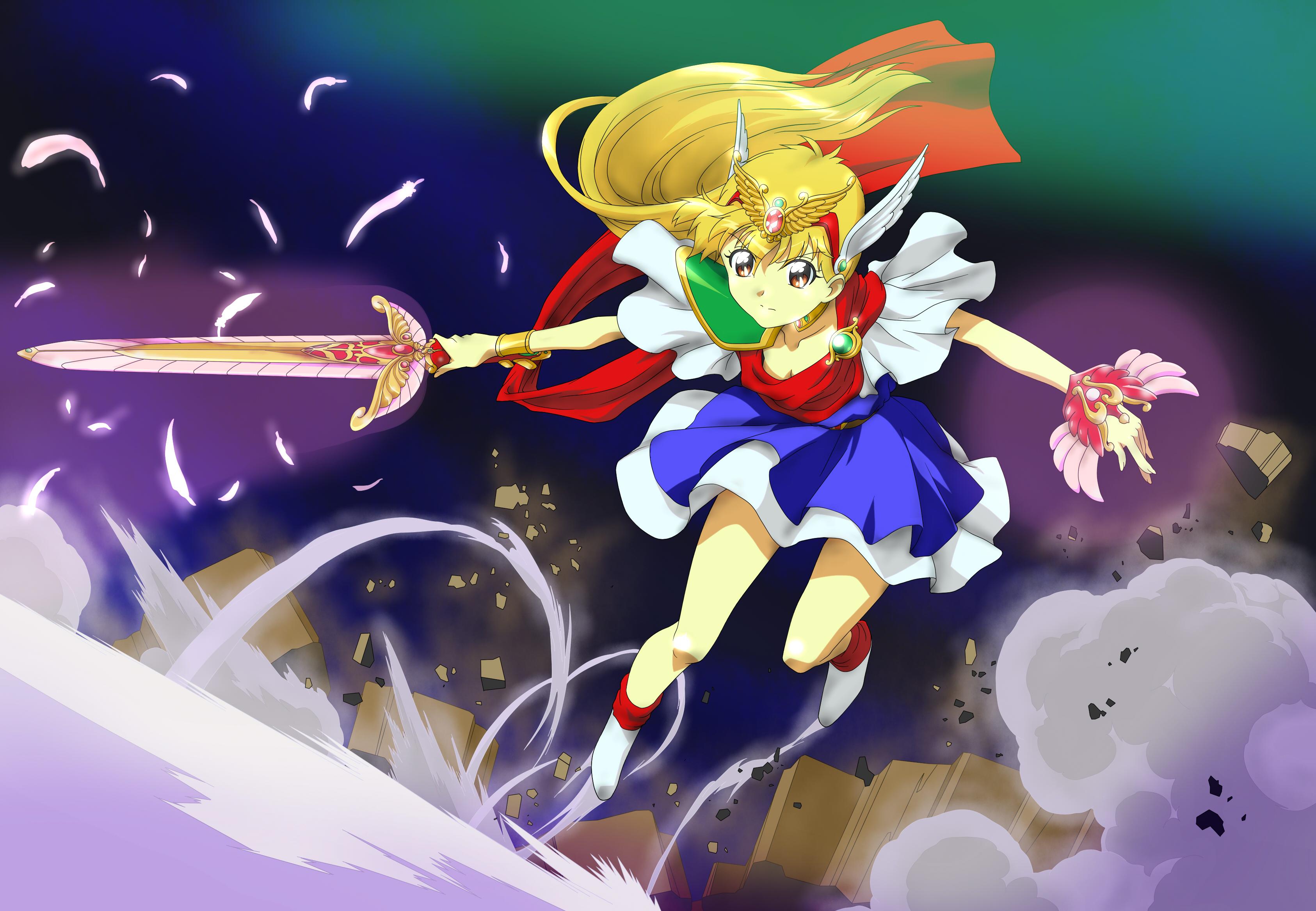 Akazukin Chacha Ayahana Min Zerochan Anime Image Board