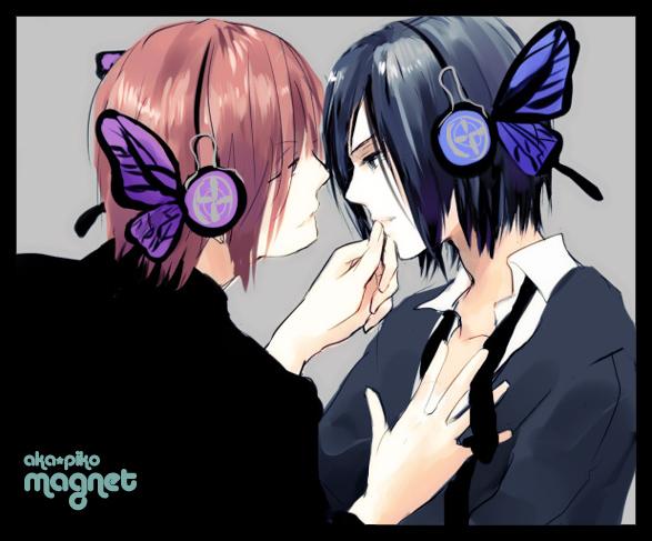 Tags: Anime, Takayo, Piko, Sekihan, Nico Nico Douga, Nico Nico Singer, Magnet