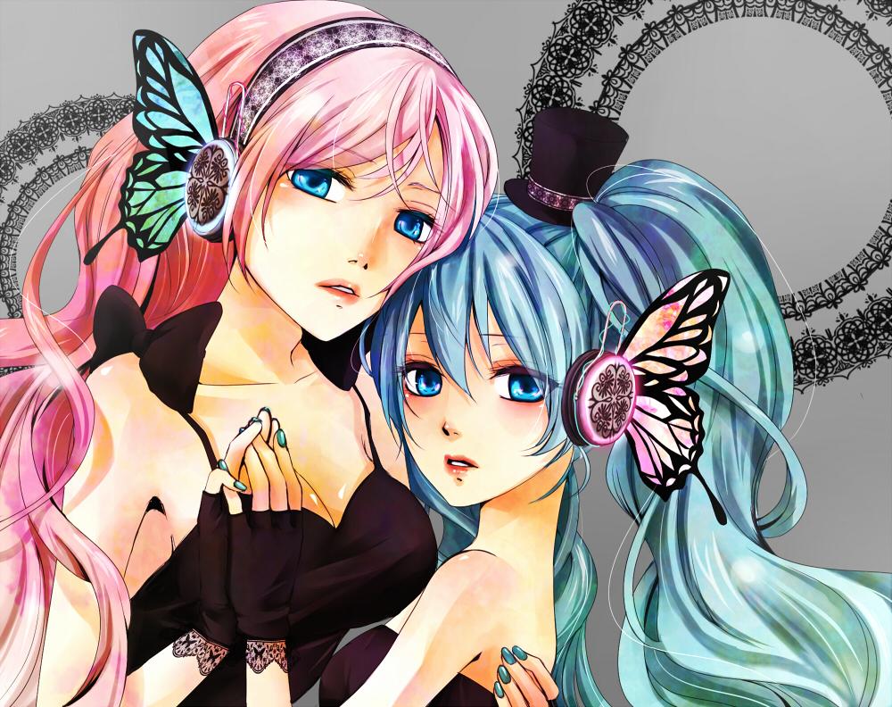 magnet vocaloid image 135188 zerochan anime image board