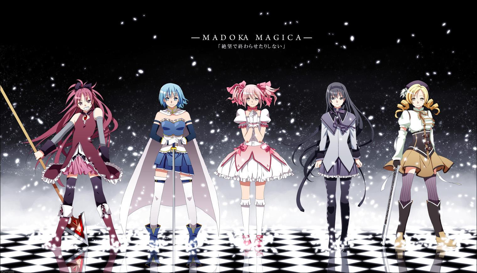 Download Pack Mahou Shoujo MadokaMagica Episode 1 12 Complete English Subbed