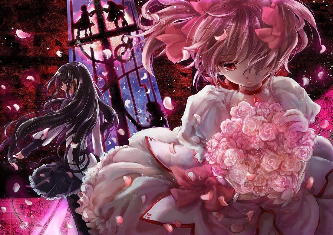 Картинки цветы красивые букеты аниме, открыток казань