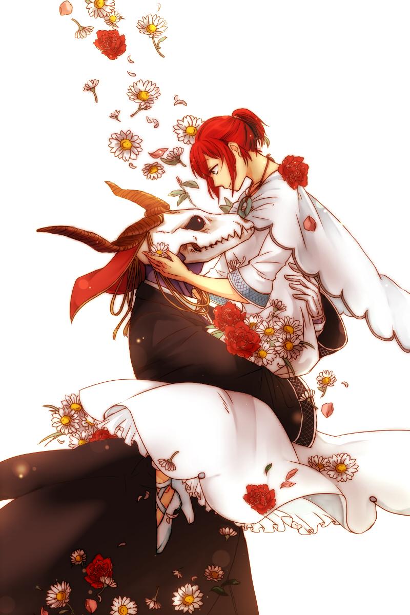 Mahou Tsukai No Yome The Ancient Magus Bride Mobile