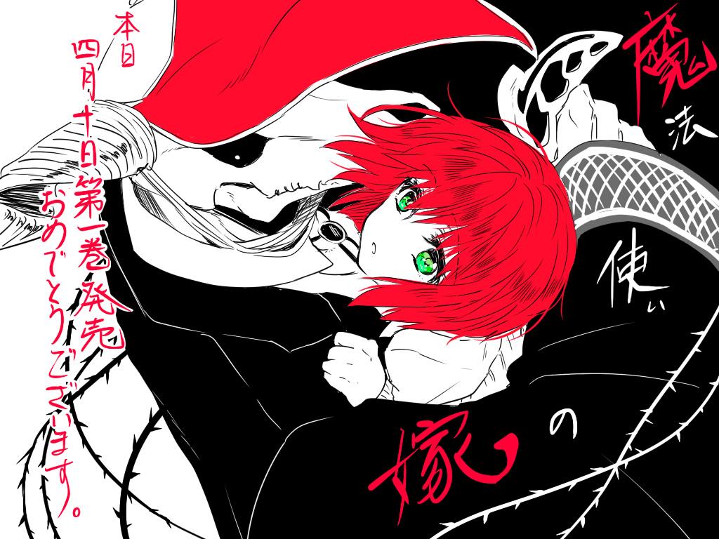 Mahou Tsukai No Yome The Ancient Magus Bride Wallpaper 2184644