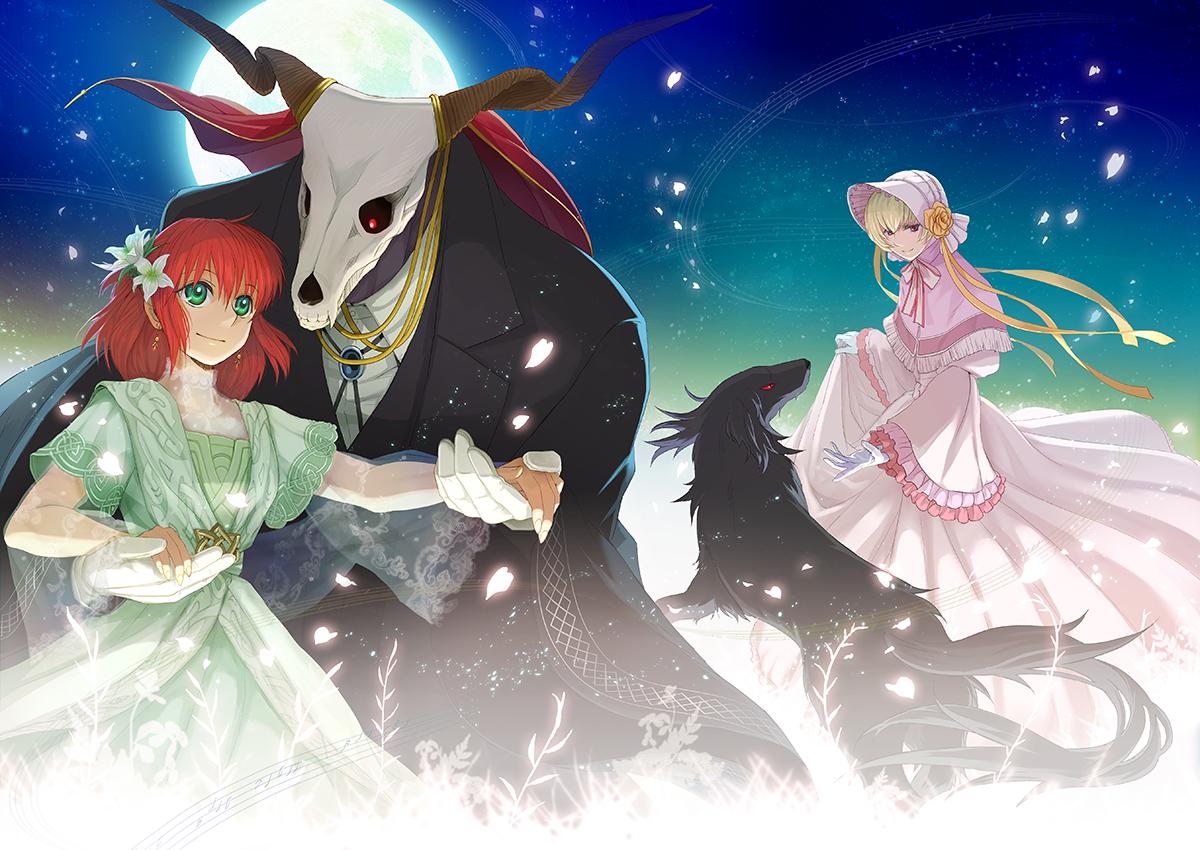 Ruth Mahou Tsukai No Yome Zerochan Anime Image Board