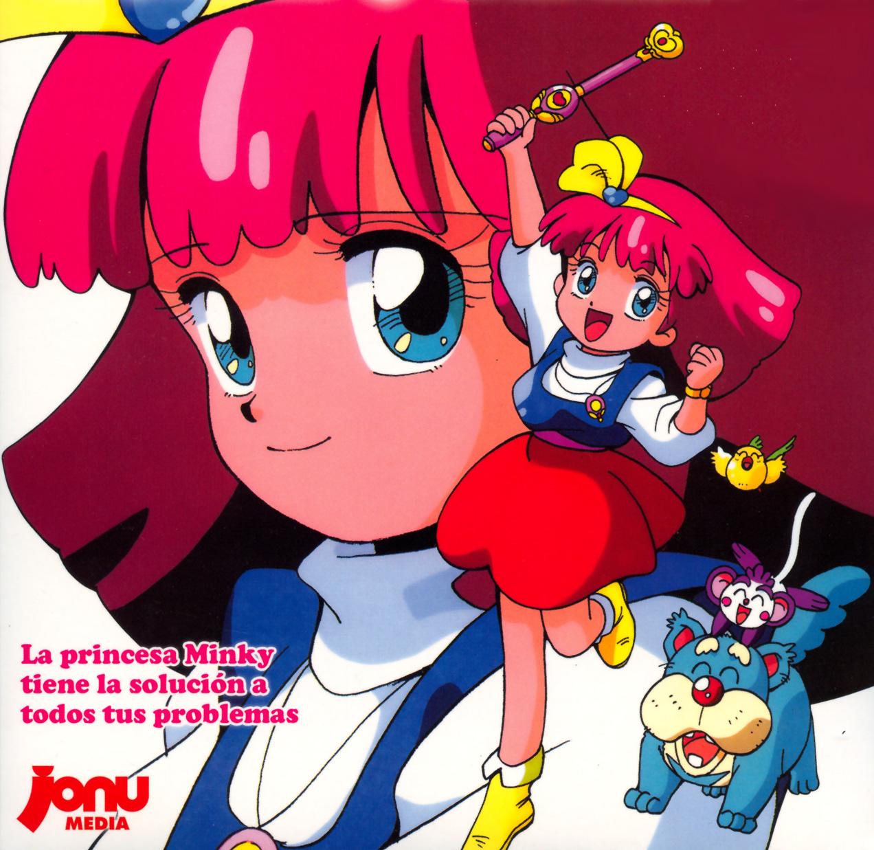Kết quả hình ảnh cho Mahou no Princess Minky Momo