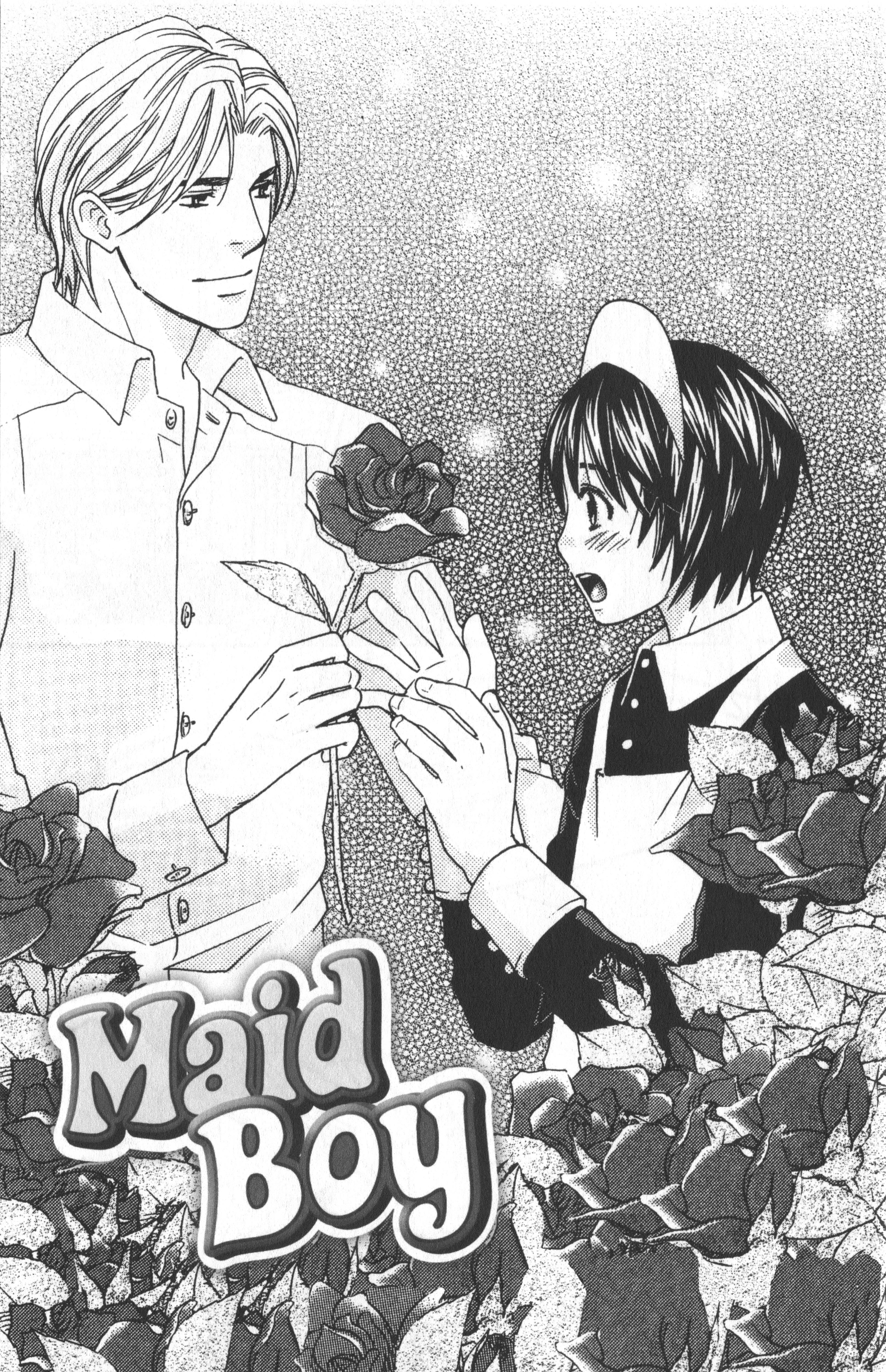 maid and boy