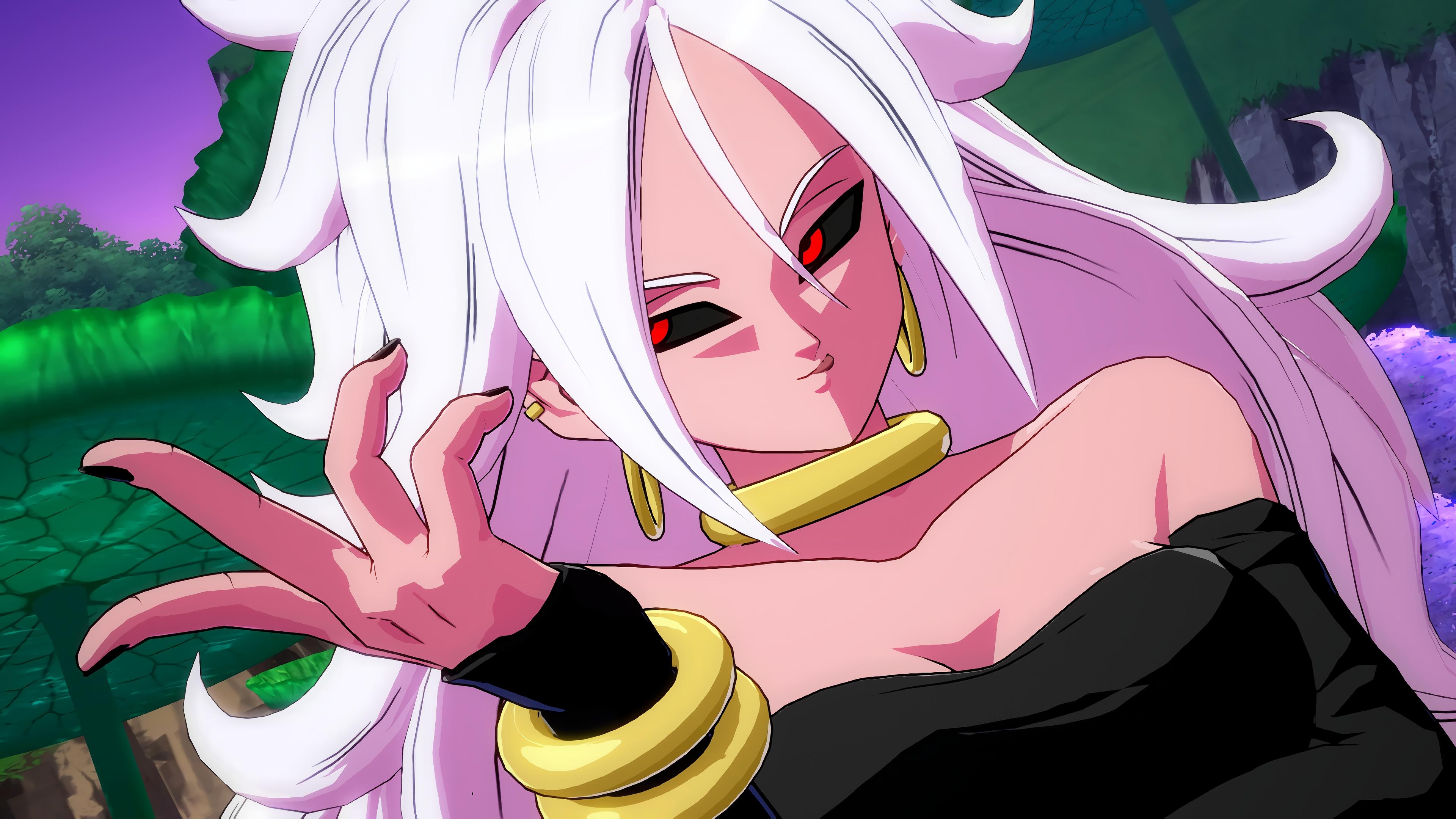 Majin Android 21 - Zerochan Anime Image Board