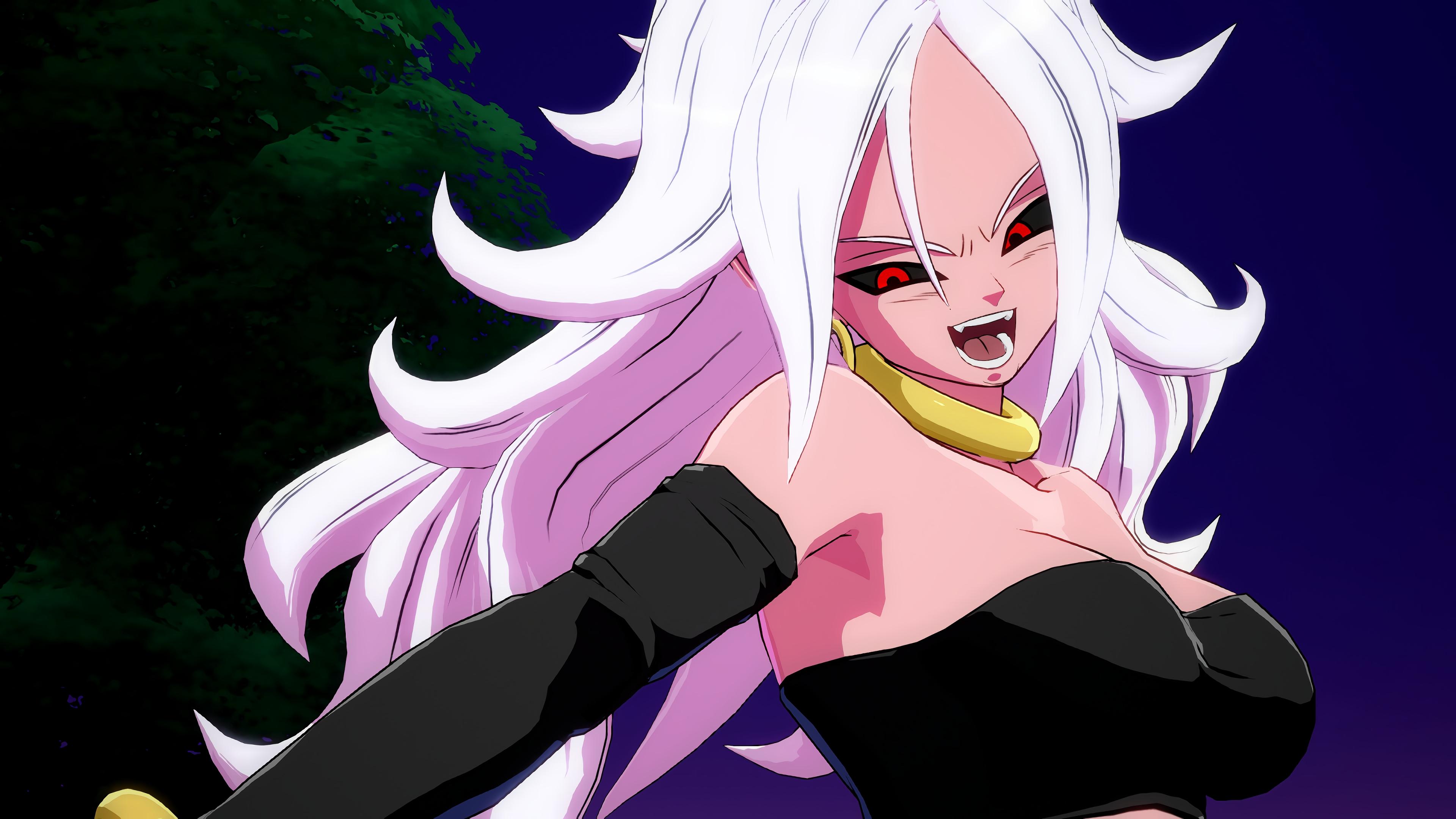 Majin Android 21 Wallpaper 2266922 Zerochan Anime Image Board
