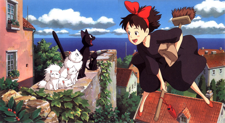 [Recommendations] Inilah Anime yang mirip dengan Flying Witch