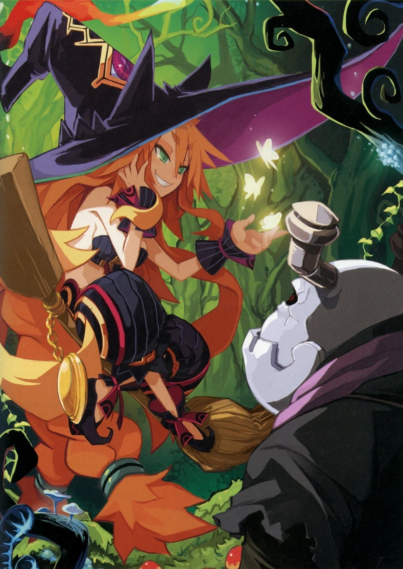 [7 Animes Indispensáveis] - Video Games - Era Moderna Parte 3[Final] Majo.to.Hyakkihei.full.1757124
