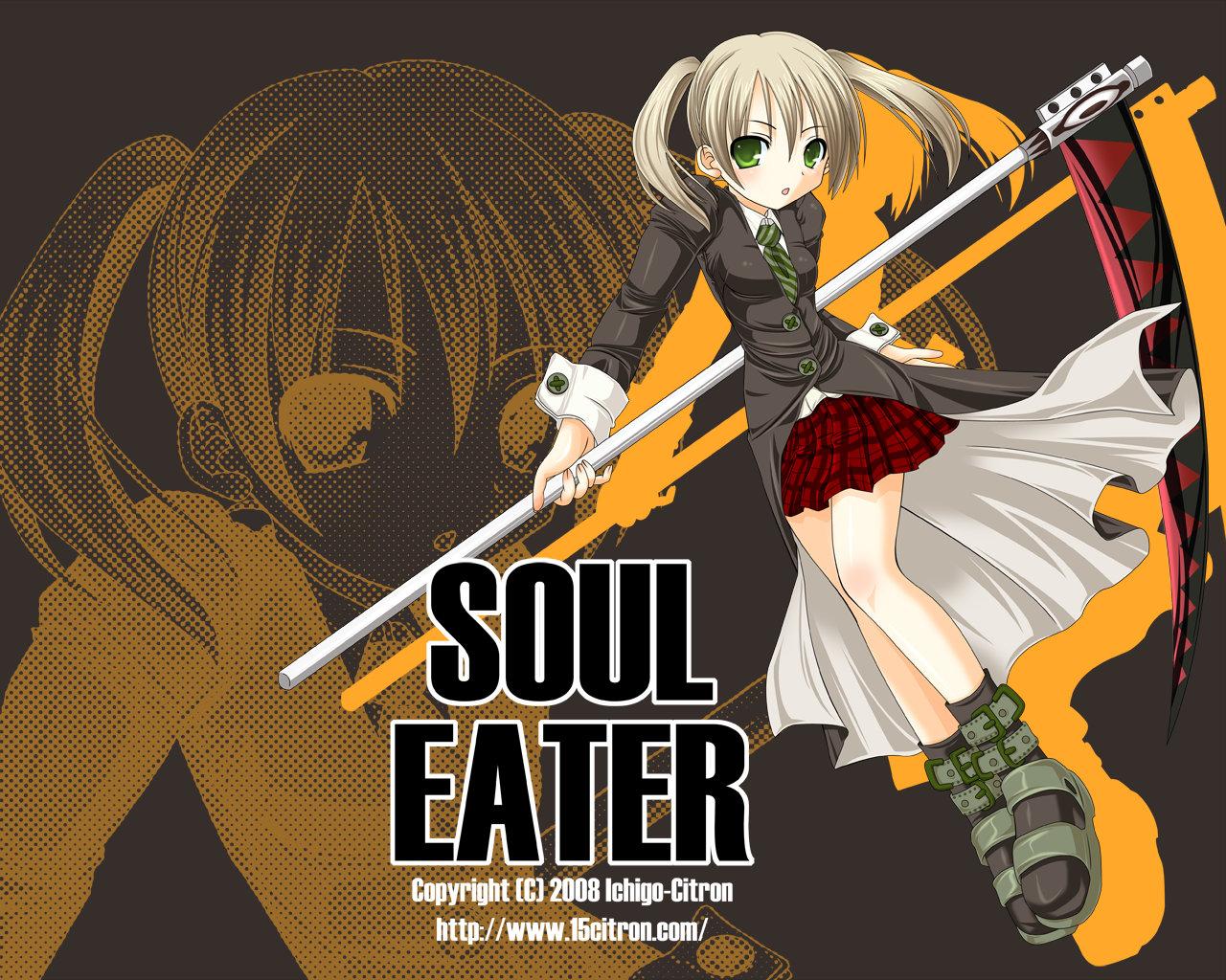 Tags anime ichigo citron soul eater maka albarn wallpaper 5 4