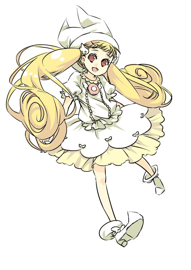 Tags: Anime, Pixiv Id 1755315, Ojamajo DoReMi, Makihatayama Hana, Fanart, Mobile Wallpaper