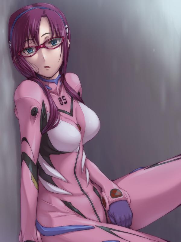 Tags: Anime, Hairu, Neon Genesis Evangelion, Makinami Mari Illustrious