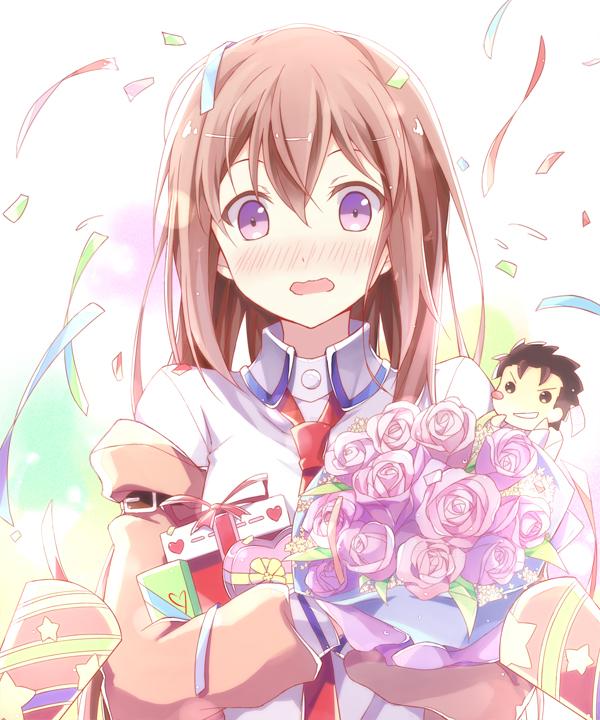 Tags: Anime, Kinoshita Neko, Steins;Gate, Okabe Rintarou, Makise Kurisu
