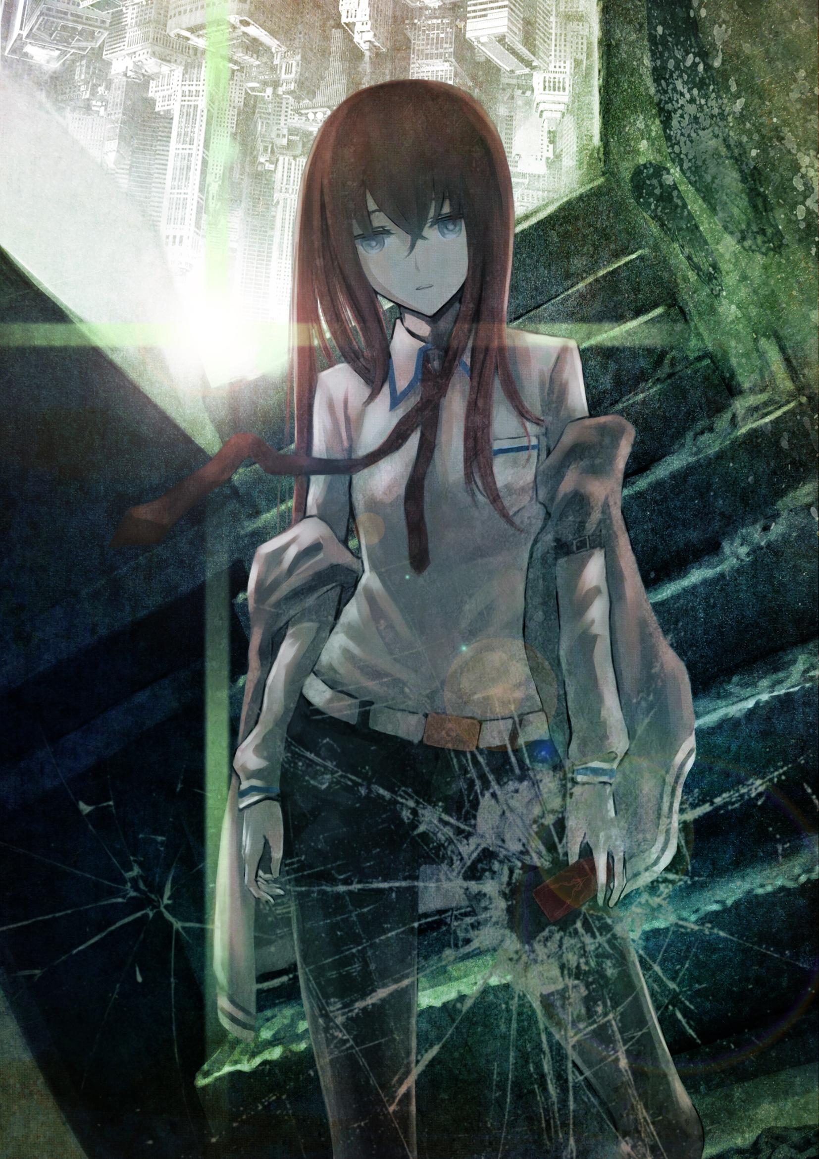 Makise Kurisu Steins Gate Zerochan Anime Image Board