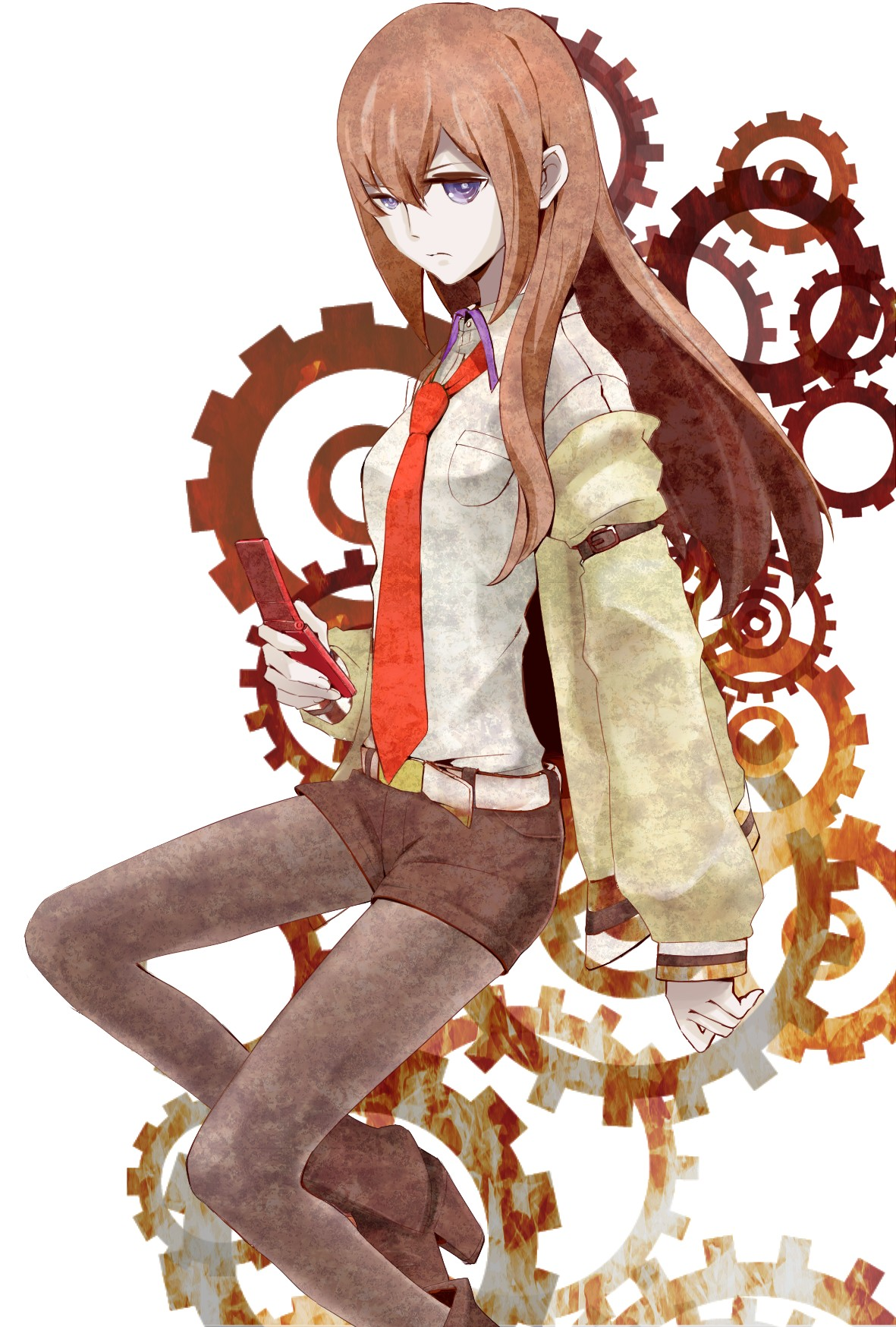 Makise Kurisu - Steins;Gate - Mobile Wallpaper #950413 ...