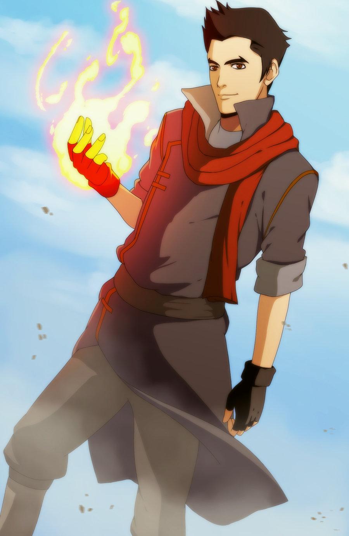 Shirtless Mako...finally! :Q_____ *-* | Avatar | Pinterest | Chang ...