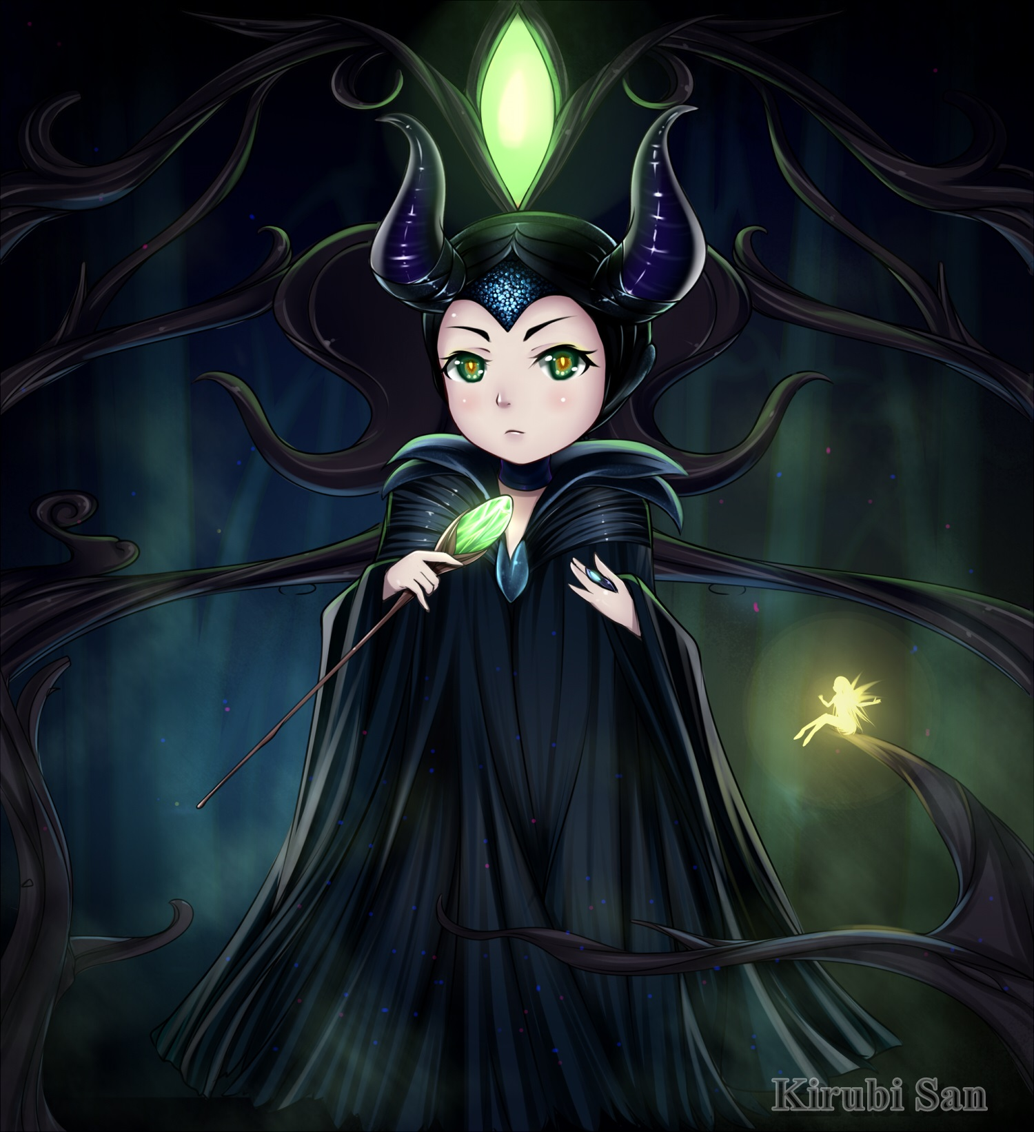 Maleficent/#1728355 - Zerochan