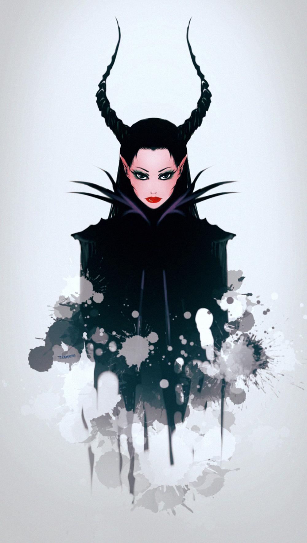 Maleficent Fanart Zerochan Anime Image Board