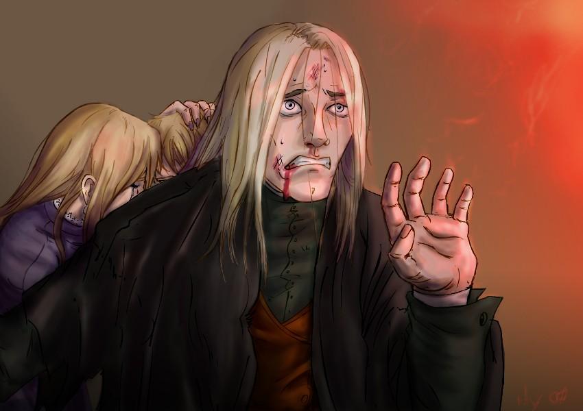 Malfoy Family - Harry Potter - Image #729734 - Zerochan