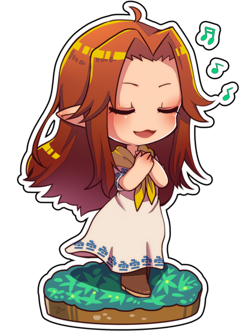 Zelda Ocarina Of Time Malon